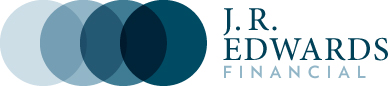 j.r. edwards financial limited logo